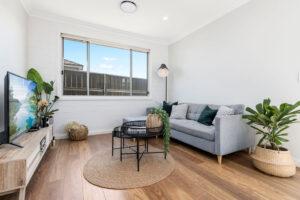 Interior - Lounge Room