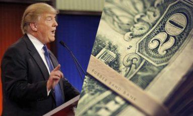 Tras amenaza de Trump sube el dólar