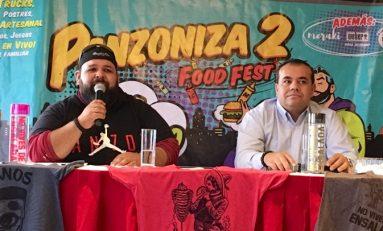 """Este fin de semana """"Panzoniza Food Fest"""" participan 45 restaurantes y 10 casas cerveceras"""