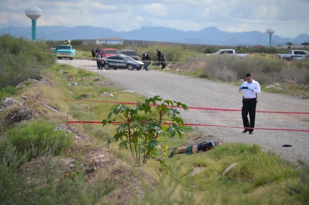 Encuentran cadaver maniatado en Punta Oriente