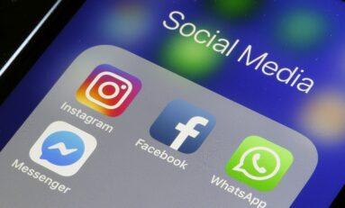 Facebook, WhatsApp e Instagram en problemas: reportan fallas a nivel mundial