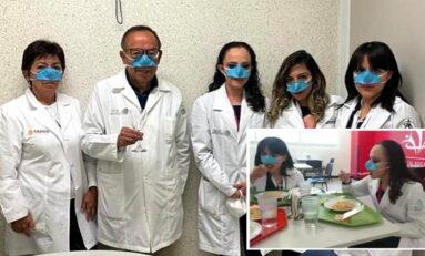 Científicos del IPN desarrolla y patenta mascarilla nasal para reducir el riesgo de Covid-19