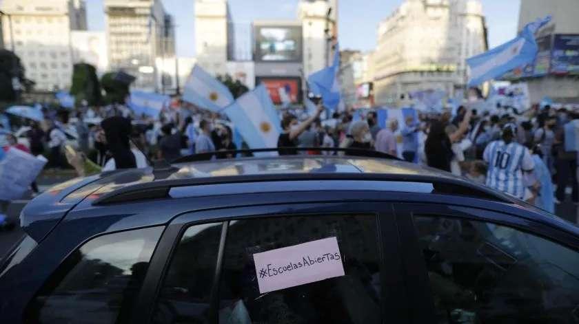 En Argentina seguirán con clases presenciales pese a covid