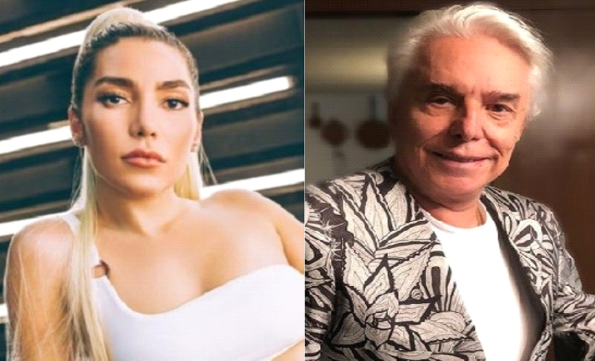 Frida Sofía revela que su abuelo Enrique Guzmán, abusó de ella desde los 5 años