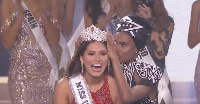 Gana la chihuahuense Andrea Meza certamen de belleza Miss Universo 2021