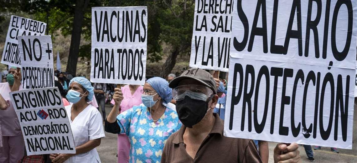 Incrementa Venezuela salario mínimo en casi 300%, pero no alcanza para 1 kg de carne
