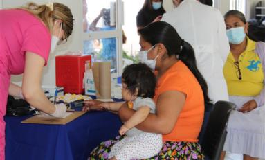 Trabaja Gobierno Municipal programa integral en cinco asentamientos tarahumaras