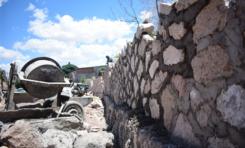 Gobierno Municipal trabaja en la canalización del arroyo Magallanes