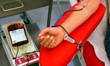 Exhorta IMSS a personas entre 18 y 65 años a donar sangre de manera altruista