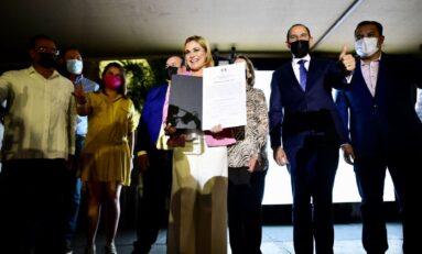 El mío será un gobierno para dar resultados, que se pondrá a trabajar desde el primer día; Maru Campos