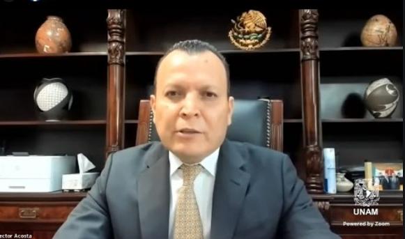 """""""Para que haya corrupción se necesitan dos, el servidor público y alguien desde el sector privado"""": Auditor Superior en foro de la UNAM"""
