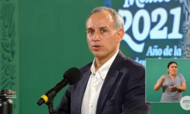 """Próximo viernes, """"tendríamos el cierre del ciclo de las conferencias diarias COVID"""": López-Gatell"""