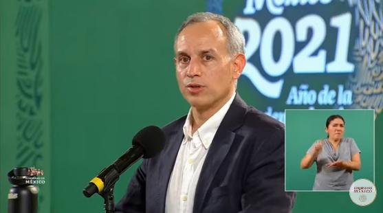 Próximo viernes, «tendríamos el cierre del ciclo de las conferencias diarias COVID»: López-Gatell