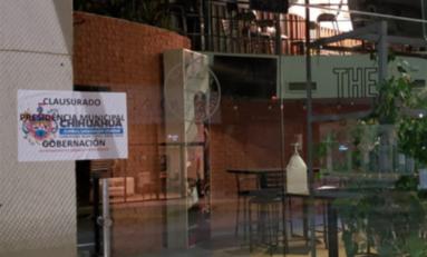 Clausuraron Células COVID Patio Mamitas y Music City durante recorridos del fin de semana