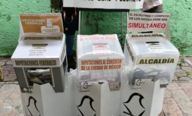 Insacula INE interventores que llevarán a cabo el proceso de liquidación de partidos políticos que no alcanzaron el 3% de la votación nacional