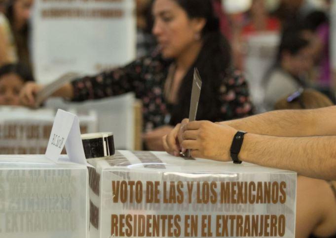 Más de 17 mil connacionales emitieron su voto desde el extranjero