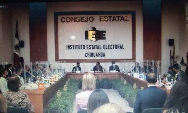 Computo final del IEE en elección a Gubernatura; gana Maru Campos con 576 mil 176 mil votos