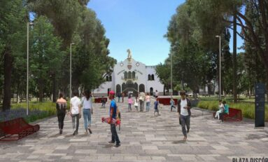 Remodelan la Ciudad Deportiva con inversión de 60 mdp