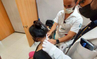 Médicos del IMSS Jalisco realizan con éxito compleja cirugía a paciente con fractura entre el cuello y la cabeza