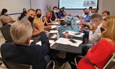 Autoridades y empresarios establecen estrategia para jornadas de vacunación en Juárez y Chihuahua