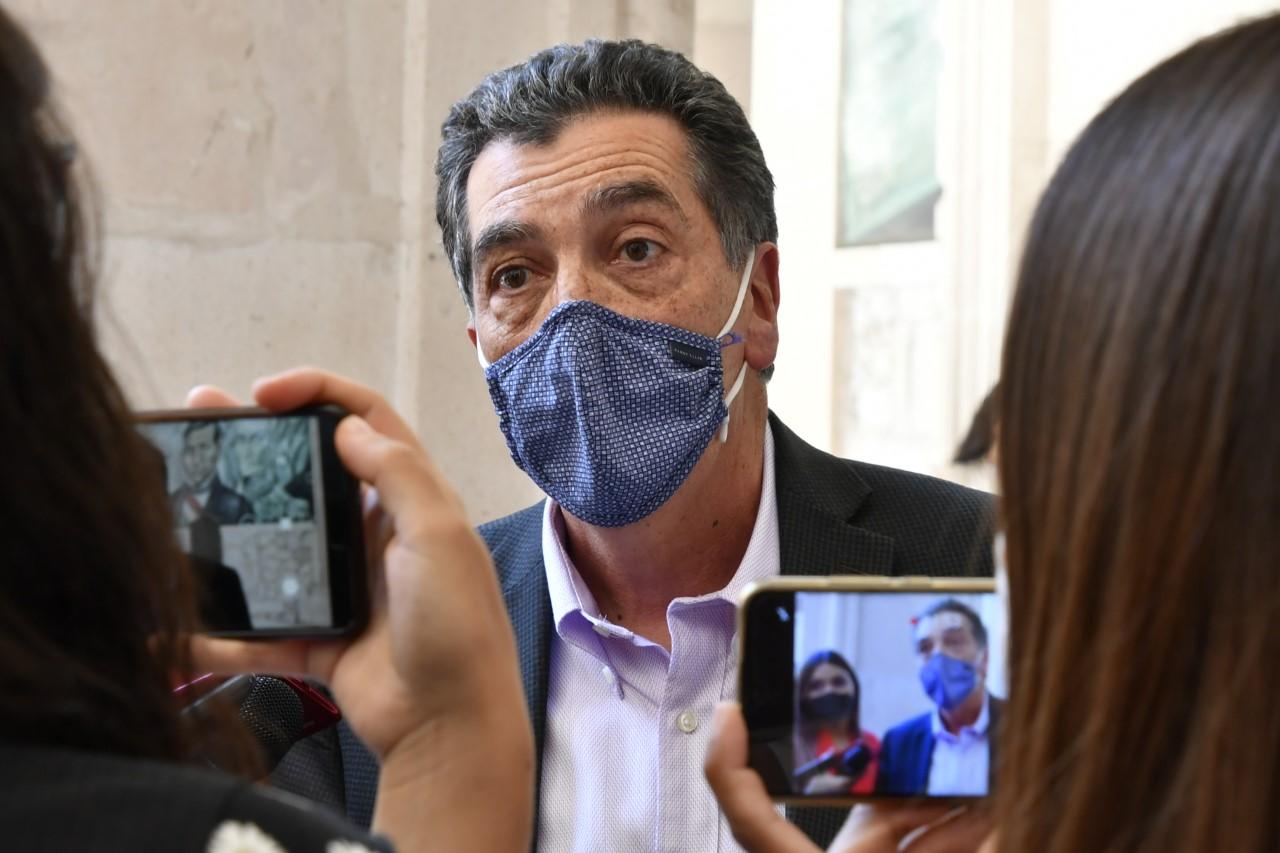 Liquida Gobierno del Estado todos los créditos de corto plazo: Fuentes Vélez
