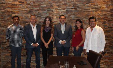 Se reúne Cruz Pérez Cuéllar con diputados federales electos del estado de Chihuahua