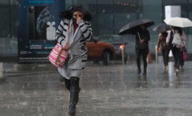 Lluvias dispersas y temperaturas altas pronostica Protección Civil