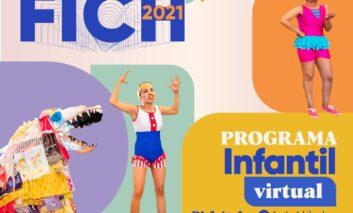 Ofrece Festival Internacional Chihuahua 2021 programación especial para niñas y niños