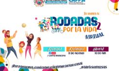 Invita Municipio a participar en la segunda edición virtual de Rodadas por la Vida