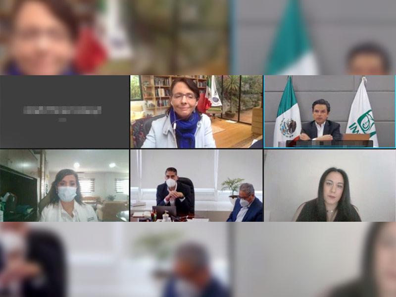 El Conacyt y el IMSS acuerdan colaboración para desarrollo de tecnología biomédica 100% mexicana