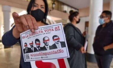 Consulta Popular alcanzo solo el 7.74% de participación; no alcanza para vincular el ejercicio: INE