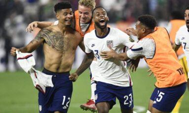 Gana EU la Copa Oro: vence 1-0 a México en tiempo extra