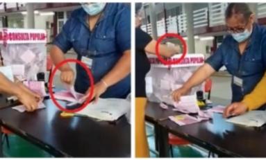 Video: INE computa en ceros paquete denunciado por irregularidades en Orizaba