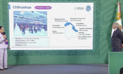 Reporta Salud; vacunados Covid el 81% en el norte de Chihuahua; 456 mil personas