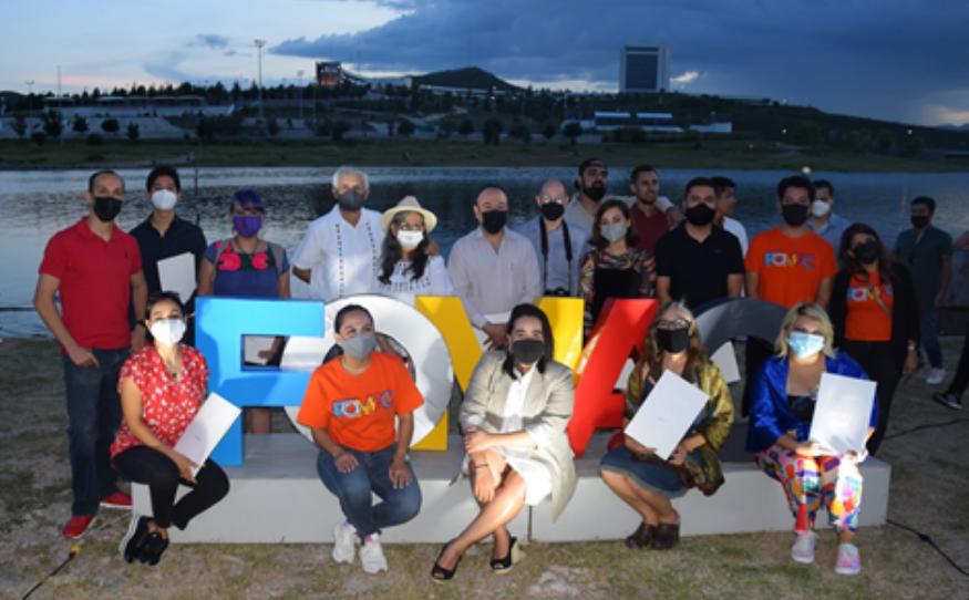 Clausura Gobierno Municipal la Muestra de Arte y Cultura Encuentro FOMAC 3