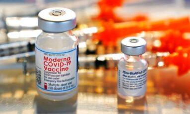 EU mandará a México 1.75 millones de dosis de vacunas de Moderna contra Covid-19