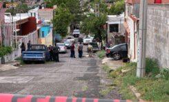 Ejecutan a persona en la Lázaro Cárdenas; le dispararon con una 45 mm