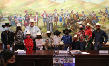 Invita Gobierno Municipal al campeonato nacional de Mini Bulls Series México