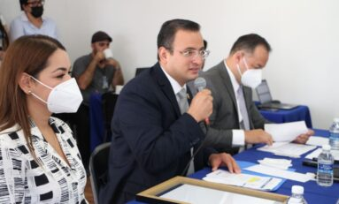 Gobernaré con perspectiva de familia: Marco Bonilla