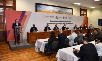 Arranca SEyD Programa de Escalamiento y Consolidación del Sistema de Educación Dual en Chihuahua