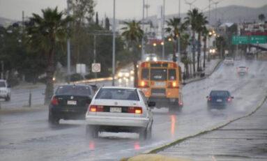 Se esperan lluvias para este sábado y domingo en la capital