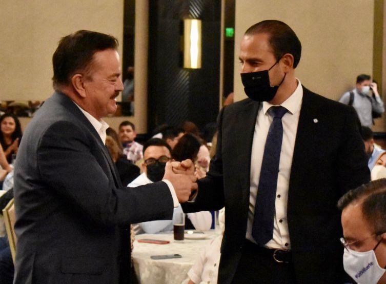 Por su respaldo, el PAN de Chihuahua firma por Marko Cortés para CEN: Mario Vázquez