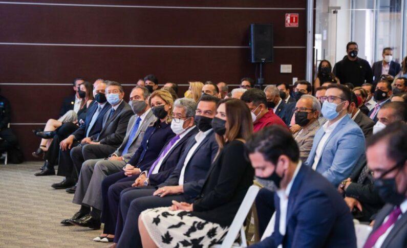 El lema de este gobierno es juntos sí podemos, y aquí en FECHAC, este lema alcanza una especial vitalidad: Maru Campos