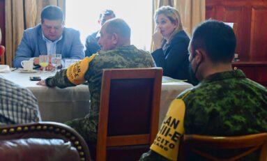 Pide Maru comparecer ante Mesa de Seguridad al Delegado de MIgración