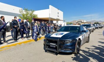 Encabeza Gobernadora arranque de operativo de proximidad en Juárez