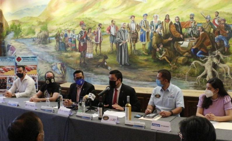 Invitan Municipio y CANACO a celebrar Día Mundial del Turismo en Ex Hacienda del Torreón
