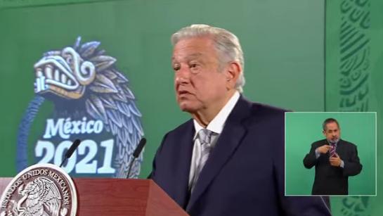 No queremos que México sea campamento de migrantes: AMLO