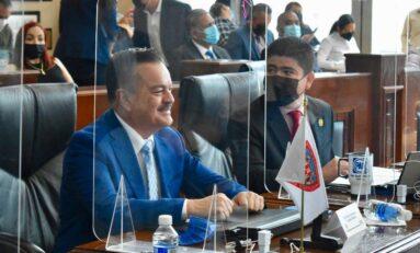 Designan a Mario Vázquez como coordinador del Grupo Parlamentario del PAN