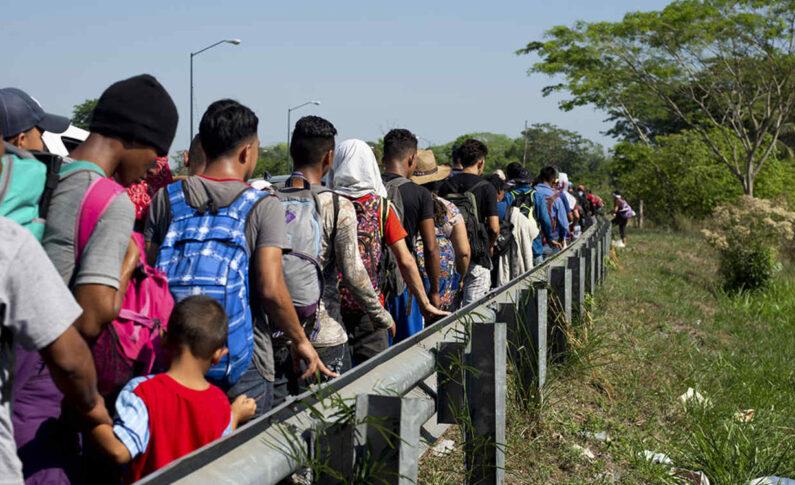 """Pide Congreso al Gobierno Federal que regrese el """"fondo de apoyo a migrantes"""""""