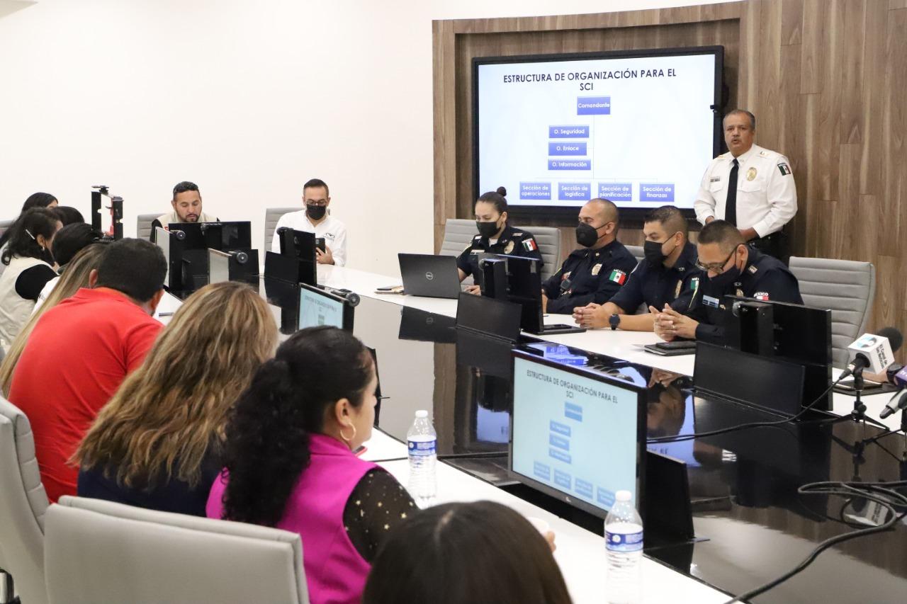 Total apoyo para coordinar trabajo entre policías y periodistas: Comisario Julio César Salas